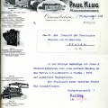 Paul Klug Machine Company
