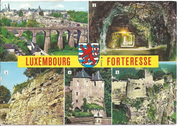 Luxemburg - Fortress
