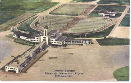 Baltimore, MD - Friendship Airport