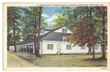 North East, MD - Camp Grounds, Church of Nazarines