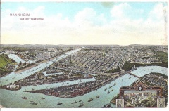 Birds Eye of Mannheim with Inset 300 dpi