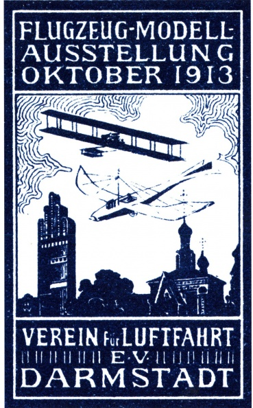 Poster 1913 Model Airplane Exhibit Darmstadt.jpg
