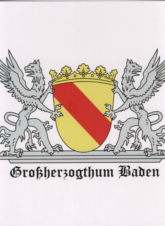 Baden Coat of Arms 1
